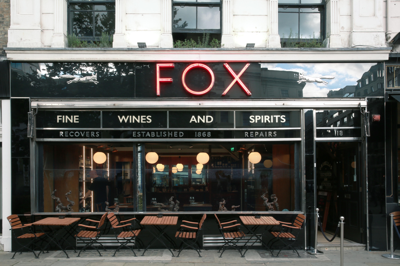 Fox facciata